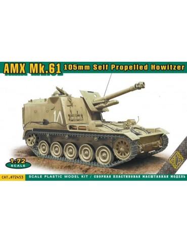 ACE 72453 AMX Mk.61 105 mm...