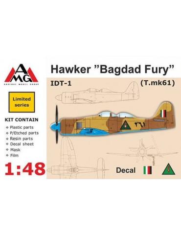 AMG 48602 Hawker 'Bagdad...