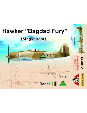 AMG 48603 Hawker Sea Fury...