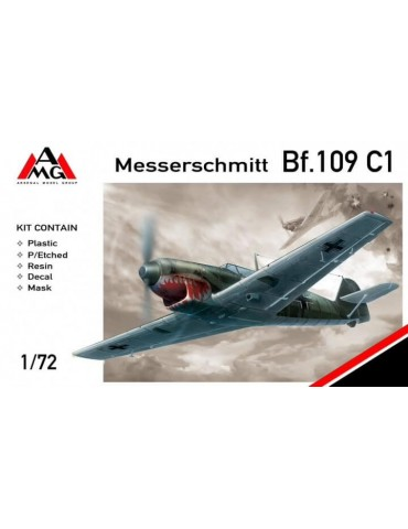 AMG 72405 Messerschmitt...