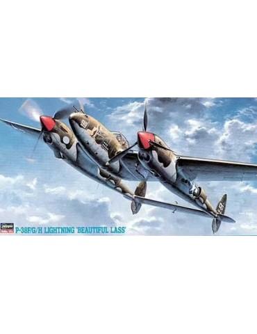 Hasegawa 09103 P-38F/G/H...