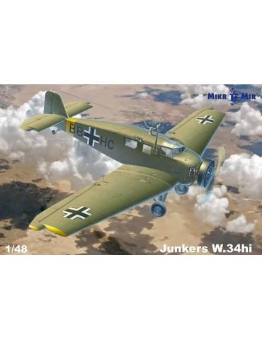 MikroMir 48-019 Junkers...