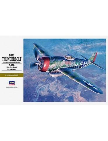 Hasegawa 08077 P-47D...