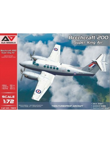 A&A Models 7224 Beechcraft...