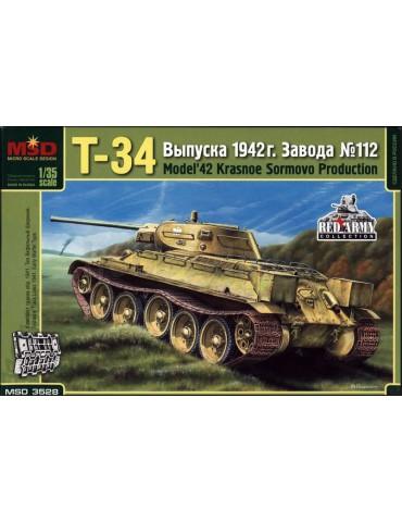 MSD-Maquette MQ 3528 Танк...