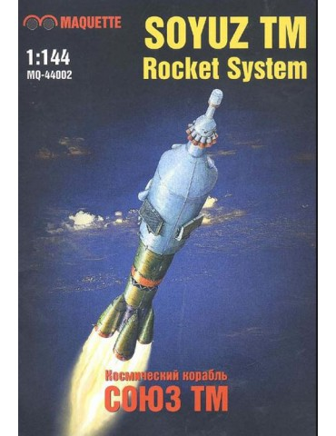 MSD-Maquette MSD 44002 Космический корабль Союз-ТМ 1/144