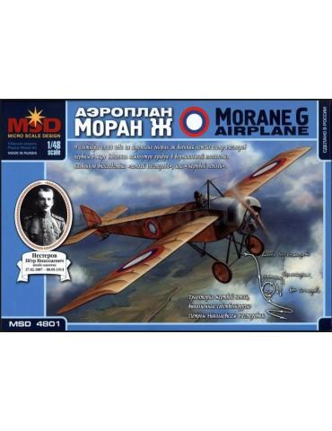 MSD-Maquette MQ 4801 Аэроплан Morane G 1/48