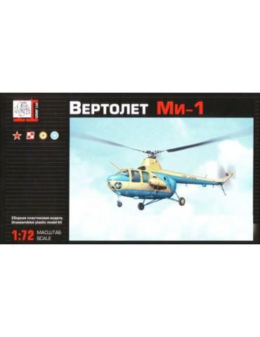 Грань 72201 Вертолет Ми-1 1/72