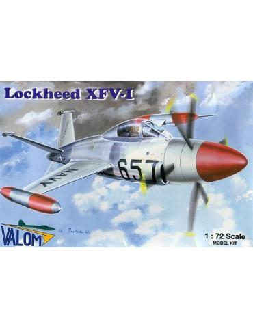 Valom Lockheed XFV-1 1/72