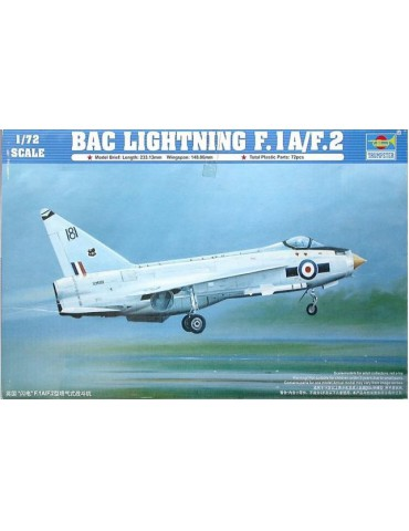 Trumpeter 01634 BAC...