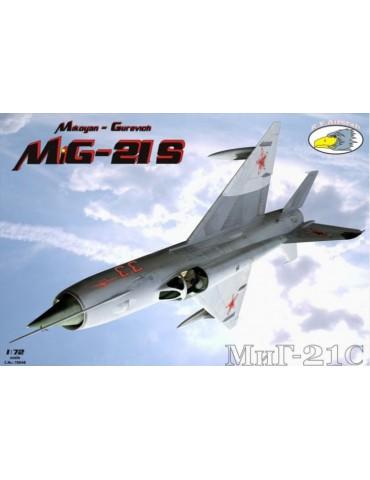 R.V. Aircraft 72046 МиГ-21...