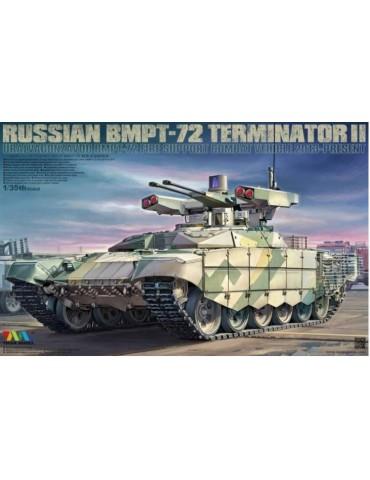 Tiger Model 4611 Боевая машина огневой поддержки БМПТ-72 Терминатор-2 1/35