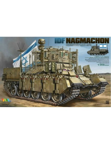 Tiger Model 4616 IDF Nagmachon Doghouse Late APC 1/35