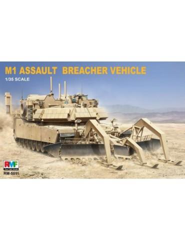 Rye Field Model RM-5011 M1 Assault Breacher Vehicle (ABV) 1/35