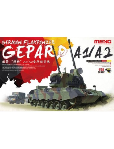 Meng TS-030 German...