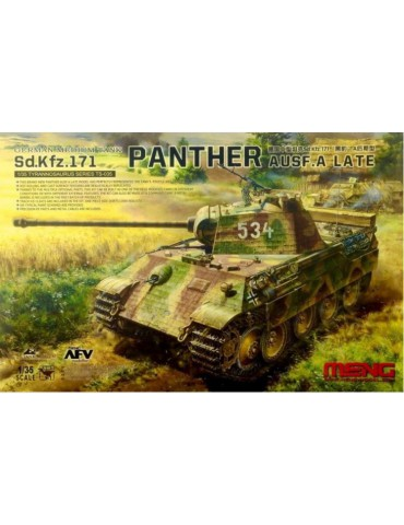 Meng TS-035 German Medium...