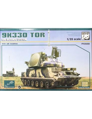 Panda Hobby PH-35008 Зенитный ракетный комплекс 9К330 Тор 1/35