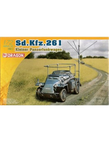 Dragon 7447 Sd.Kfz. 261...