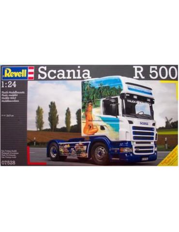 Revell 07528 Scania R 500 1/24
