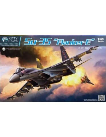 Kitty Hawk KH80142 Су-35 1/48
