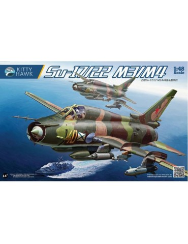 Kitty Hawk KH80144 Су-17/22...