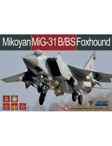 AMK 88008 МиГ-31Б/БС...