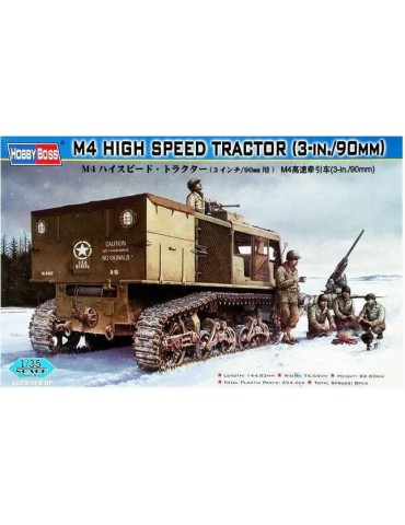 HobbyBoss 82407 M4 High...
