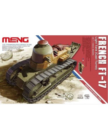 Meng TS-008 French FT-17...