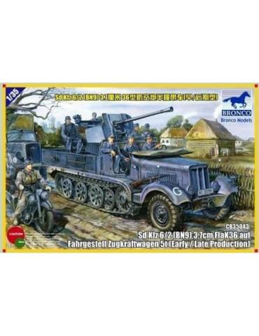 Bronco 35043 Sd.Kfz. 6/2...