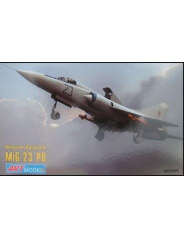 ART Model 7208 МиГ-23ПД 1/72