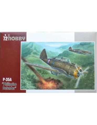 Special Hobby 72237 P-35A...