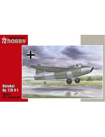 Special Hobby 72321 Heinkel...