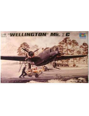 Trumpeter 02808 Wellington...