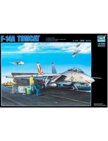 Trumpeter 03201 F-14A...