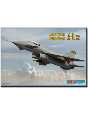 ART Model AM7209 МиГ Е-8/2...
