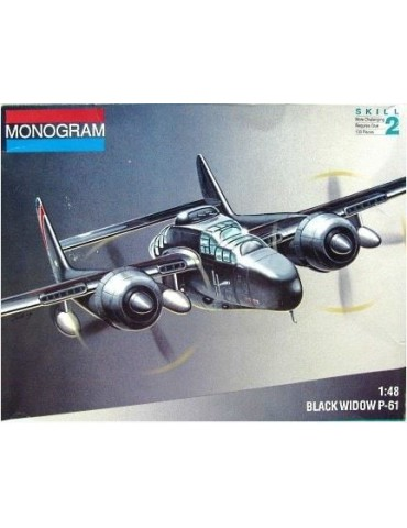 Revell/Monogram 7546 Black...