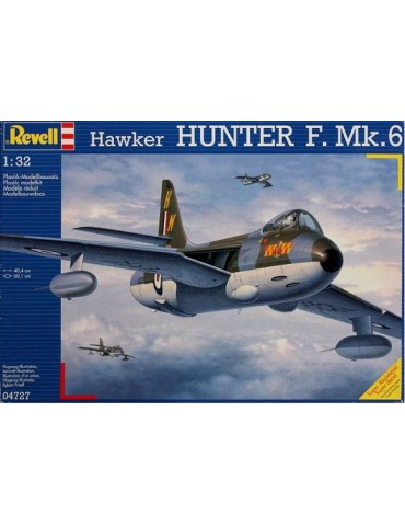 Revell 04727 Hawker Hunter...
