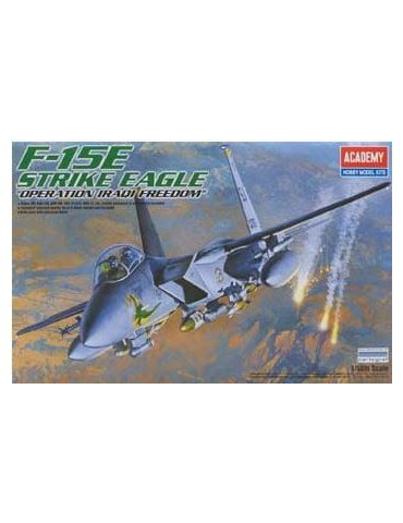 Academy 12215 F-15E Strike...