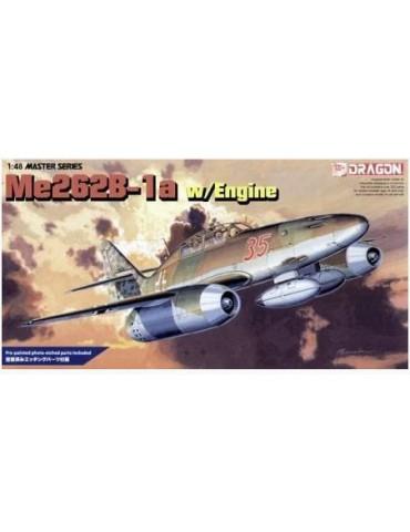 Dragon 5512 Me 262B-1a...