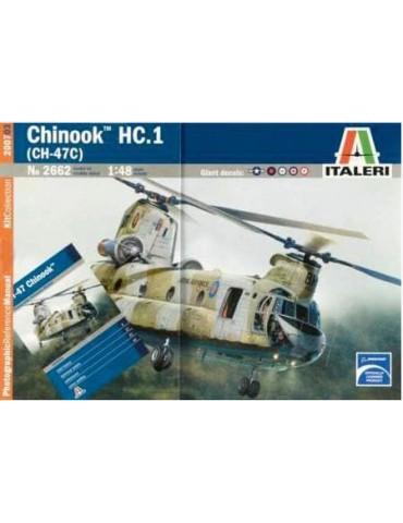 Italeri 2662 Boeing Chinook...