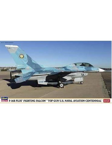Hasegawa 09954 F-16B Plus...