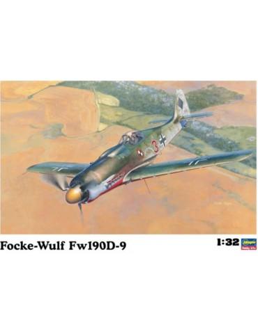 Hasegawa 08069 Самолет Focke-Wulf Fw 190D-9 1/32