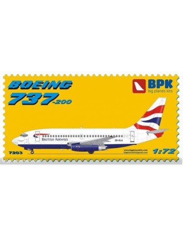 BPK big planes kit 7203...