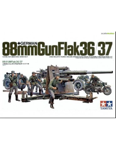 Tamiya 35017 88mm Gun Flak...