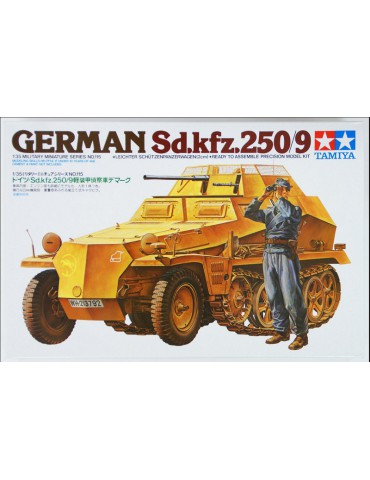 Tamiya 35115 Sd.kfz.250/9 с...