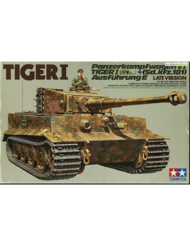 Tamiya 35146 Танк Tiger I...