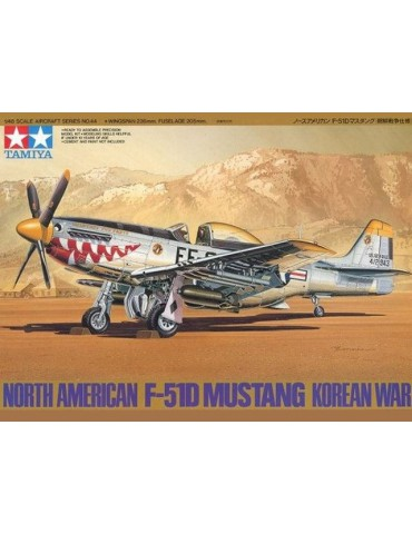 Tamiya 61044 North American...