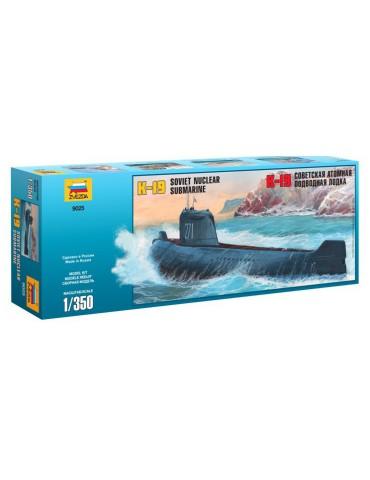 Звезда 9025 Подводная лодка...