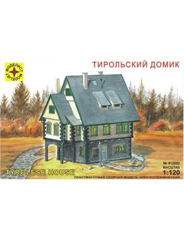 Моделист 412002 Тирольский...