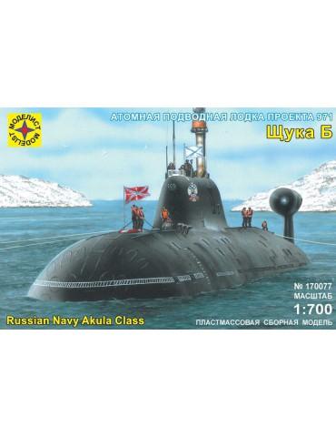 Моделист 170077 Подводная...